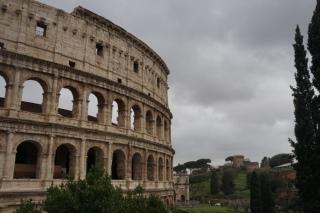 Январская весна. Рим и окрестности 2018
