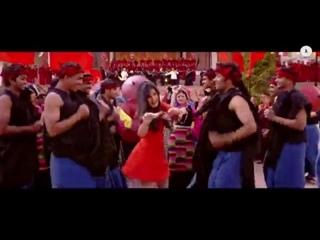 Uff клип из фильма Пиф-Паф / Bang-Bang. В гл.ролях Катрина Каиф и Ритик Рошан