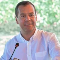 Фотография профиля Дмитрия Медведева ВКонтакте