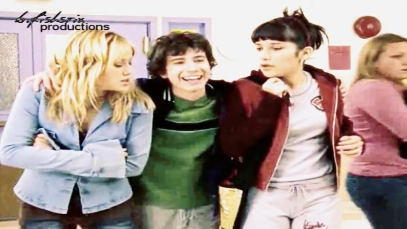 Lizzie McGuire Лиззи Магуайр Young forever