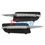 Vinstar Рамки с ходовыми огнями DRL для BMW E70/X5 (07-09), Vinstar