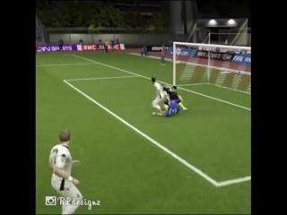 Типичная FIFA 18