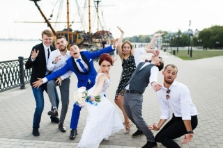 Анонс свадьбы Оли и Данила