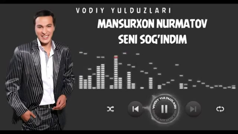 V Nurmatov Seni sog'indimМансурхон Нурматов Сени согиндим mp4