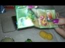 Коробки с серией Киндерино 3 открытие.