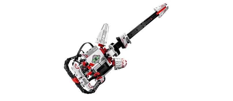 Базовые проекты Lego Mindstorms EV3, изображение №12