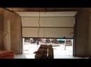 Установка Секционных гаражных ворот Alutech с приводом AN-MOTORS ASG-600 ул.Голубиная