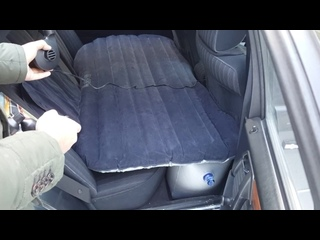 Авто кровать в машину на заднее сиденье