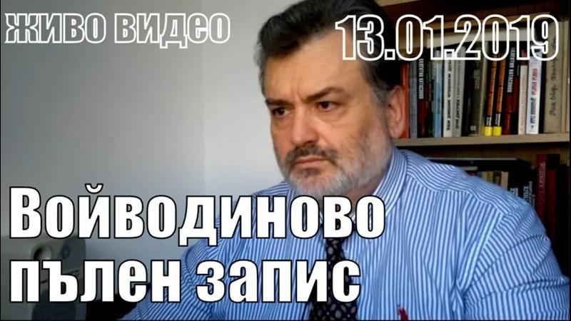 Войводиново терор над българите