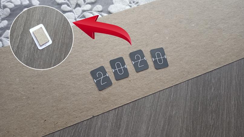 МК Настольный календарь, изображение №14