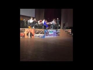Оркестр УГМУ Симфония фа мажор 1 часть Дж. Батисто Саммартини