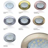 Литой светильник MR16 DL100, металл