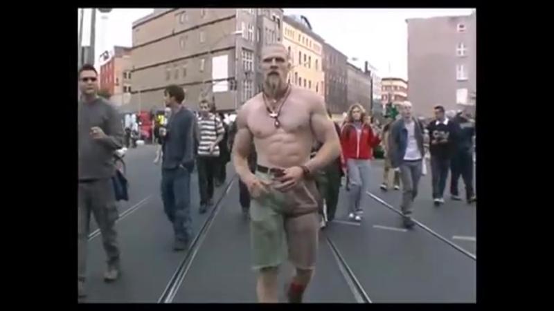 Techno Viking - Teckno Wikinger