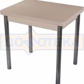 Стол кухонный Чинзано М-2 МД ст-КР 02 молочный дуб