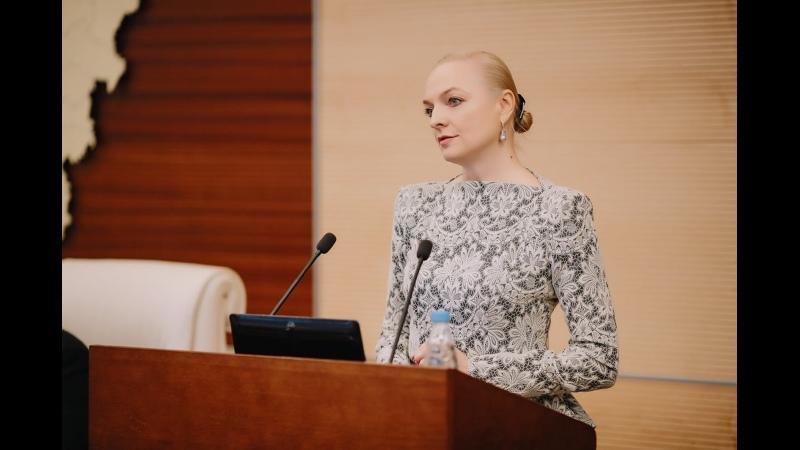 Гость в студии Татьяна Миролюбова о патентах и упрощенке