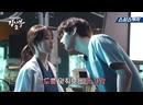 Учитель Ким, доктор-романтик 2 _ Ли Сон Кён и Ан Хё Соп за кадром съёмок 9 серии