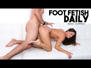India Summer [HD 720, All Sex, Milf, Foot Fetish, Feet, Hardcore, Blowjob, Small Tits, Brunette, Cumshot, New Porn 2019]