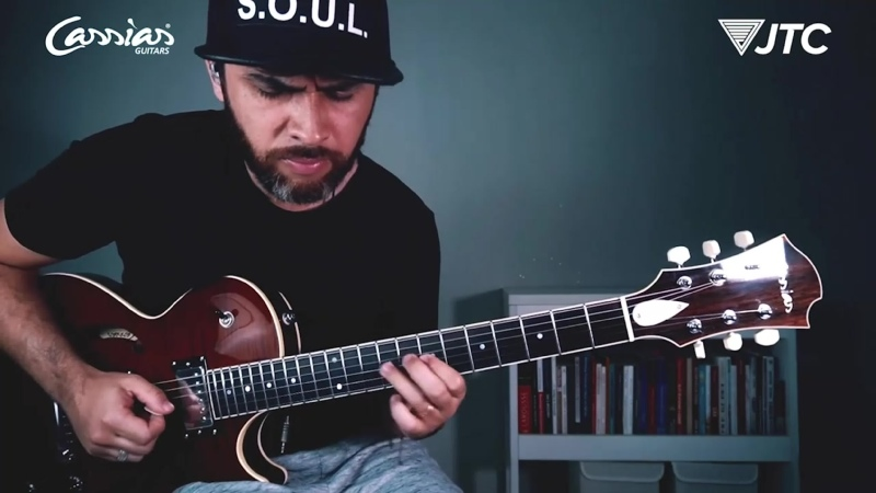 Rodrigo Gouveia - Song Theme ( Neo Soul Fusion Masterclass JamTrackCentral.com )