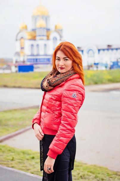 Наталья Воронович, Новосибирск, Россия