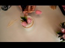 Мыловарение Заливка мыльных цветов к 8 марта/ Букет из тюльпанов / Бюджетный нежный букет из мыла /Своими руками