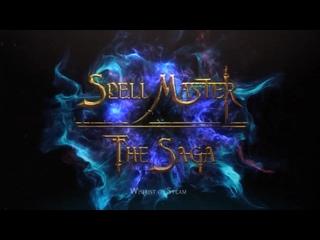 Анонсовый трейлер игры SpellMaster: The Saga!