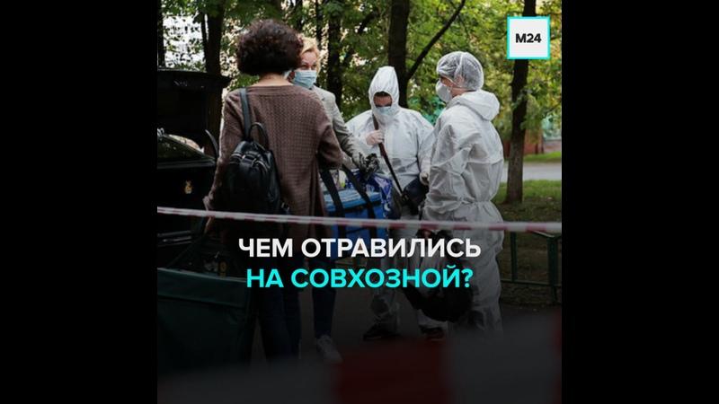 Что послужило истинной причиной смерти девочки и её бабушки отравившихся арбузом Москва 24