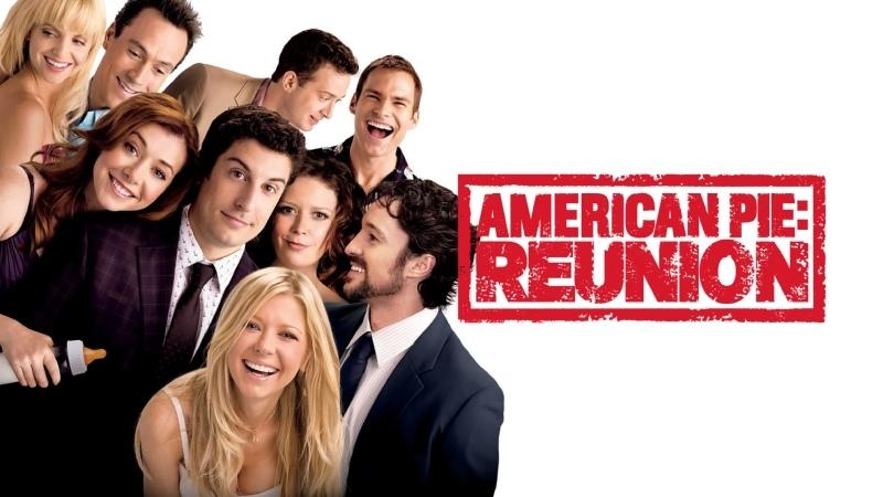 Американский пирог Все в сборе American Reunion 2012 16