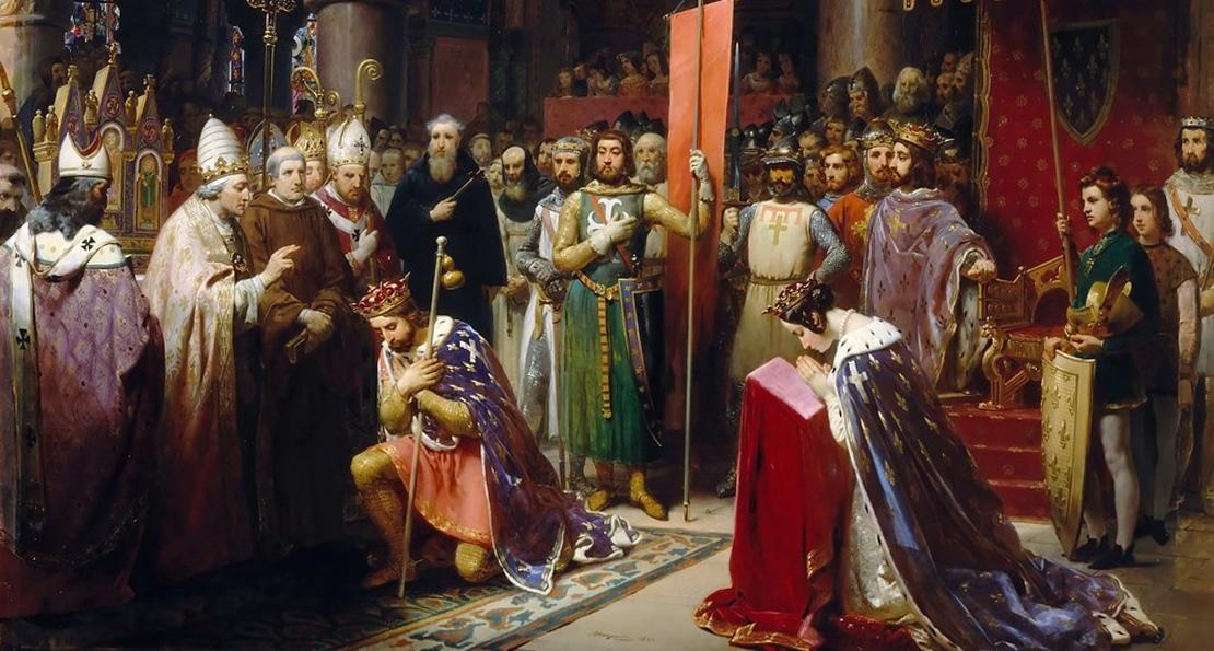 Король Франции Людовик