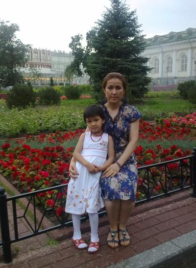 Нургуль Кыдырова, Ноокат