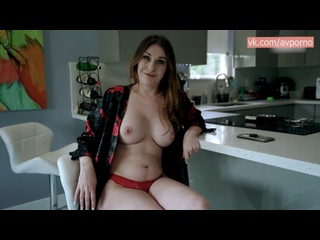 [ Family Therapy - Luke ] Home Alone With My Busty New Step Mom Amiee Cambridge