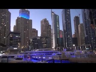 419. ОАЭ 2021 часть 10 Район Дубай Марина