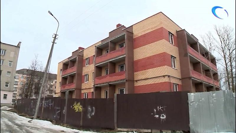 Из-за халатного отношения к строительству дома на Великолукской против чиновников возбудили уголовное дело