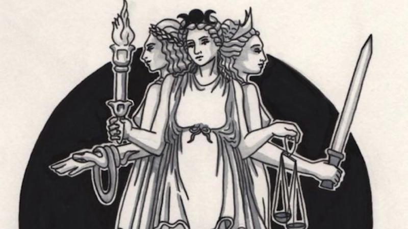 Таинственная Богиня Геката