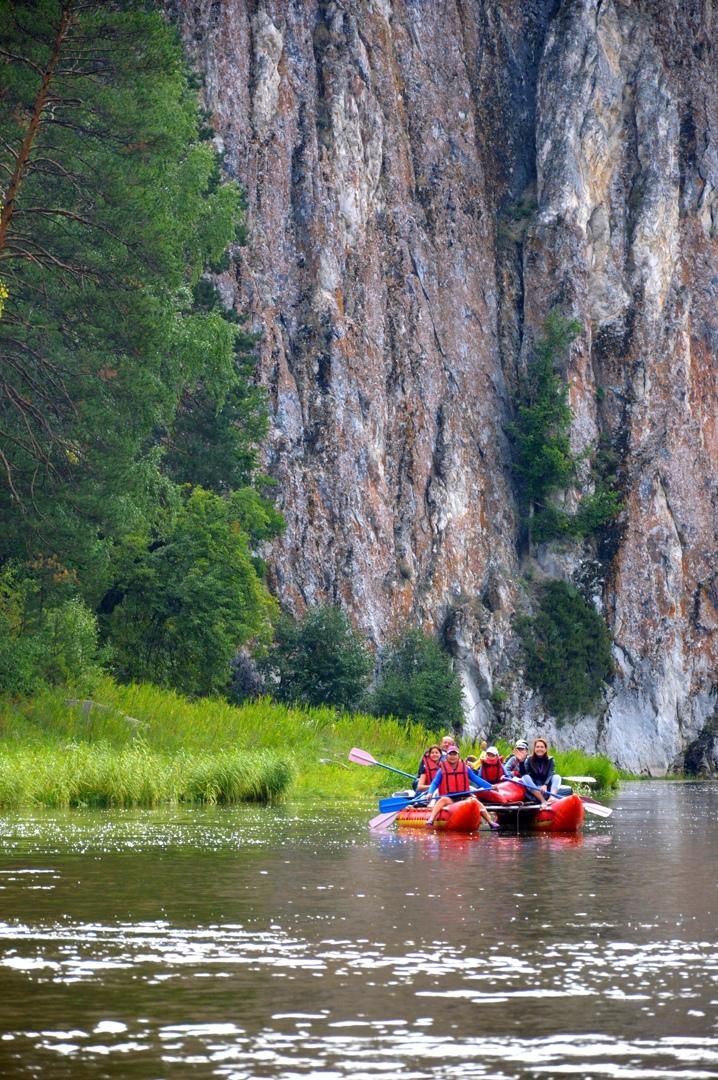 Афиша Сплав по реке Зилим 7-11 мая 2021