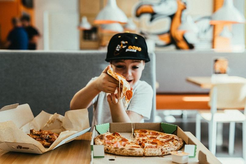 Меню без мяса от «ДоДо пицца» в бизнес-центре «Нагатинский»