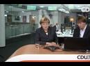 Der nette Anrufer letztens beim Kanzlerinnen-Interview