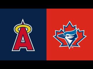 AL /  / LA Angels @ TOR Blue Jays (2/4)