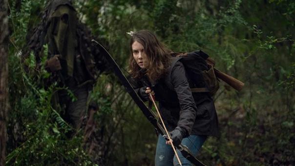 Кадры шести дополнительных эпизодов десятого сезона «Ходячиих мертвецов» Выходить они начнут 28 февраля.
