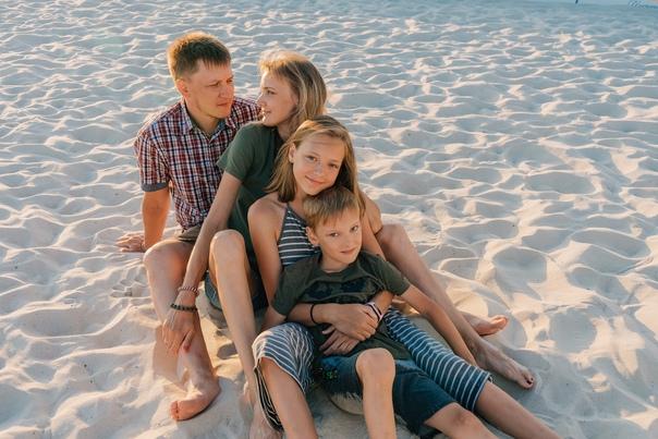 Семейная фотосессия в Адлере. 09.20