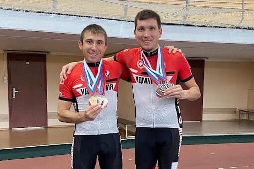 Удмуртские велосипедисты-паралимпийцы вошли в ТОП-10 лучших атлетов