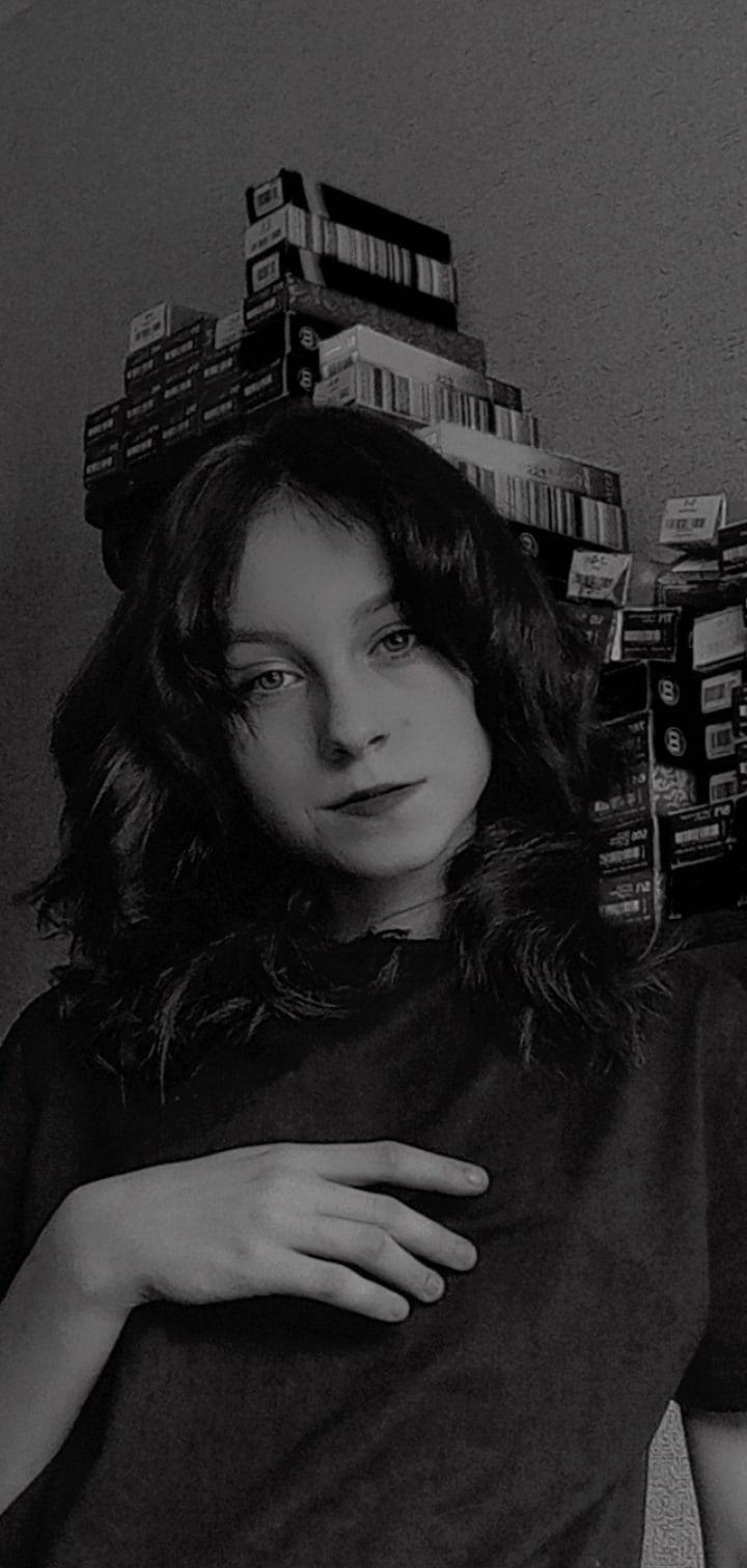 Александра, 21, Dalnegorsk