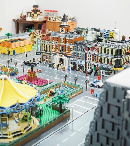 Вам или вашим детям нравятся конструкторы LEGO?Под...