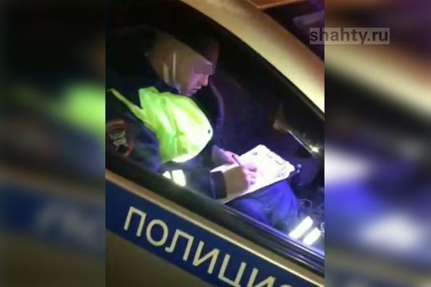 Инспектор ДПС ударил водителя — начата проверка оп...