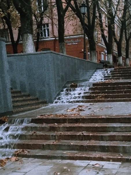 Брянский мини-водопад ????♂️  Фото Стефании Французовой Брянск
