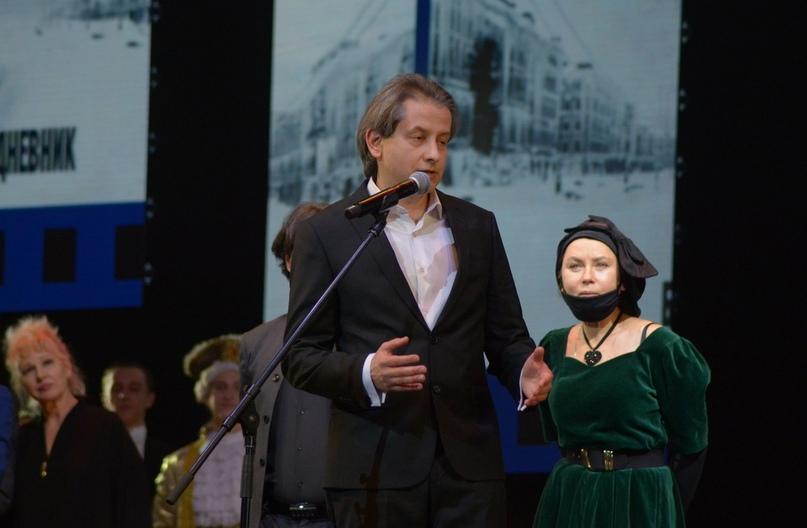 Режиссер Андрей Зайцев приглашает к просмотру своего фильма «Блокадный дневник»