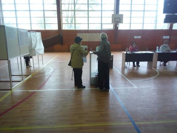 В Выборге в единый день голосования проходят допол...
