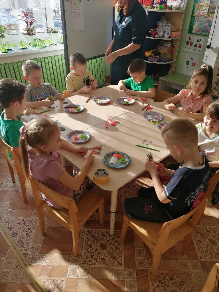 Сотрудники можгинской Госавтоинспекции провели мастер-класс для ребят