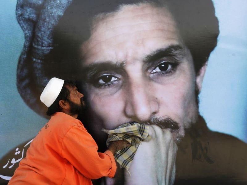 Ахмад Шах Масъуд ❤️