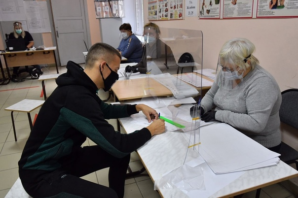 Ситуационный центр ЕР в Самаре: Большинство обраще...