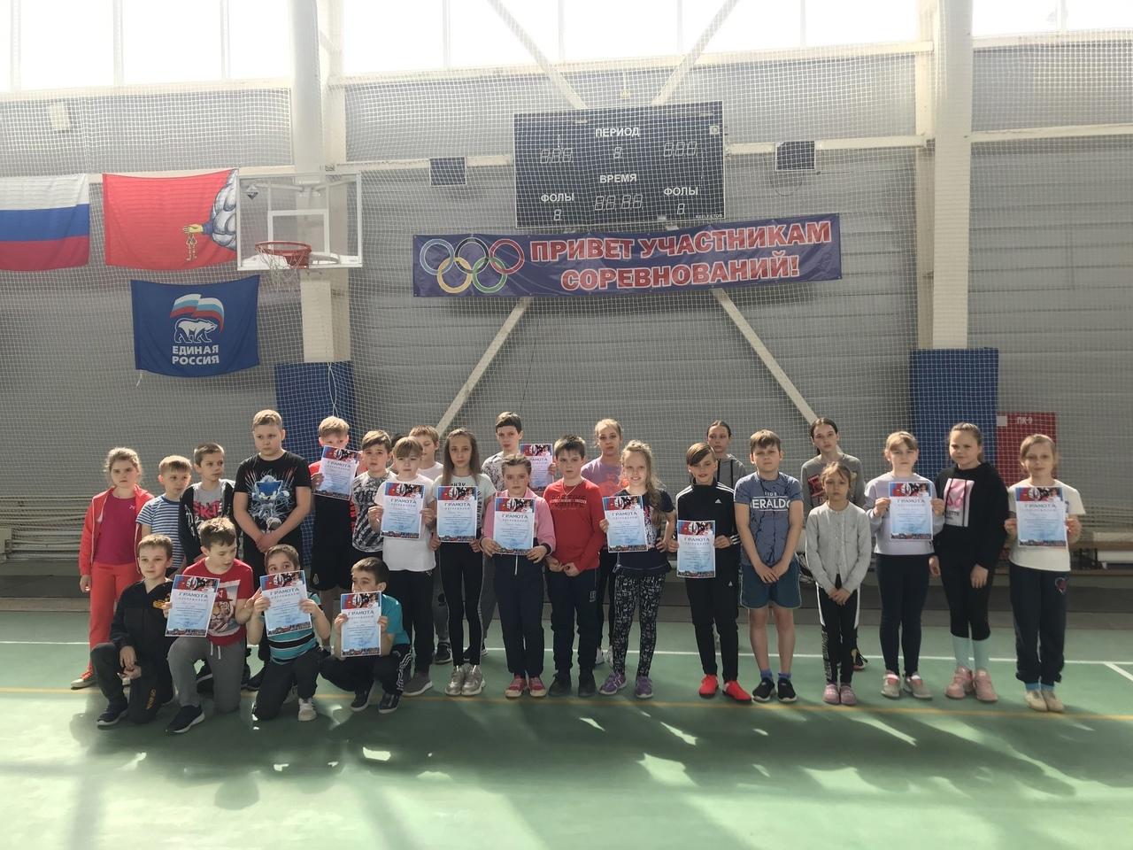 В Петровске состоялось первенство по лёгкой атлетике